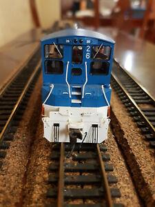HO Atlas MP15DC *SOUND & DCC* GOLD SERIES UNION RAILROAD#26 *read description*