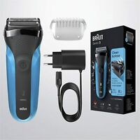 Braun Series 3 310s Wet and Dry Electric Shaver Men Rechargeable Electric Razor