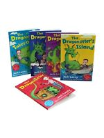 The Dragonsitter series By Josh Lacey 5 Book Collection Set