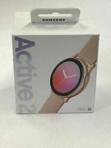 Samsung Galaxy Watch Active2 (44mm), Pink Gold (Bluetooth) SM-R820NZDAXAR