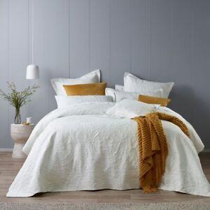 Bianca Annora Bedspread Set White