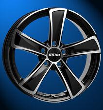OXXO Kallisto Black 8 X 18 5 X 112 47 black polished