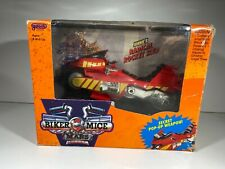 BIKER MICE FROM MARS VINTAGE GALOOB ACTION FIGURE VINNIE'S RADICAL ROCKET SLED