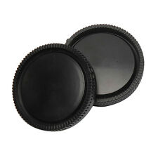 Camera Body and Rear Lens Caps for SONY E Mount Camera & Lens NEX3 NEX5 NEX7