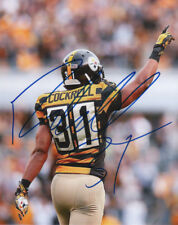 Ross Cockrell Pittsburgh Steelers Football SIGNED 8x10 Photo COA!