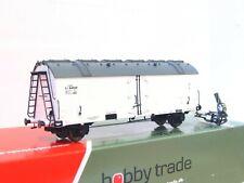 Hobbytrade H0 34033 ged. Güterwagen 64099 SJ OVP (LN8593)