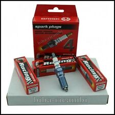 Candele Gpl Metano Lpg Brisk Silver RR15YS-1 kit 4 candele originali brisk
