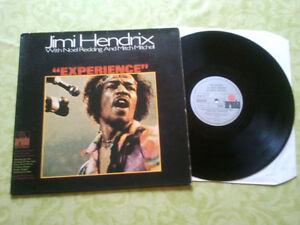 LP Rock Jimi Hendrix Experience ARIOLA , rare