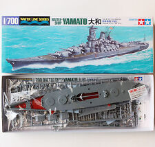 Tamiya 1/700 113 IJN Battle Ship YAMATO WL Japanese Navy from Japan