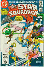 All Star Squadron # 4 (USA, 1981)
