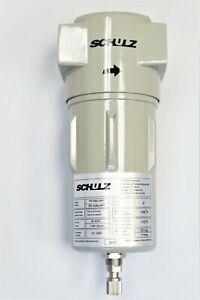 SCHULZ AIR DRYER PRE-FILTER - 1 MICRON   1/2 INCH - 007.0238-NPT - ADS DRYER