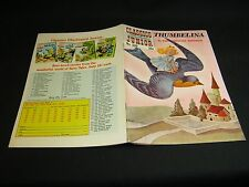 Classics Illustrated Junior #520 THUMBELINA (ed.8) (HRN 576) VF