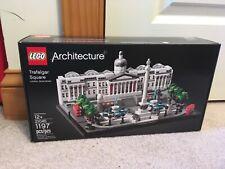 Genuine LEGO! Architecture Trafalgar Square 21045 Model Set Architecture 1197pc