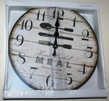 Hometime Design Quartz (Battery Powered) Wall Clocks