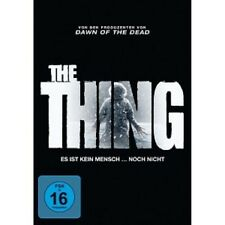 THE THING -  DVD NEUWARE MARY ELIZABETH WINSTEAD,JOEL EDGERTON,ULRICH THOMS