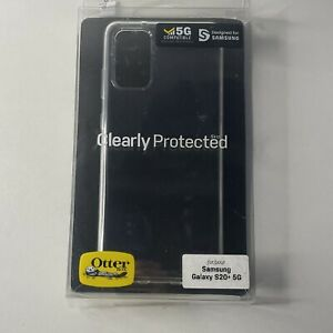 OtterBox Clearly Protected Series Case Samsung Galaxy S20+ Plus 5G NIB New