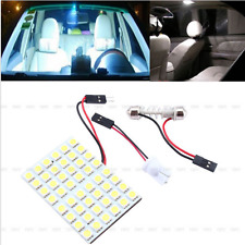 1pc 48 SMD COB LED T10 4W 12V Light Car Interior Panel Truck Lamp Bulb Fashion