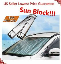 Auto Car Sun Shade Foldable Sun Visor for Front Wind Shield / Rear Windows LARGE