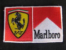 Patch Scuderia Ferrari Marlboro