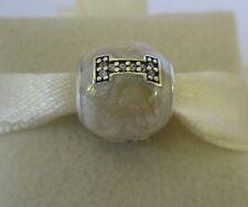 Authentic Genuine Pandora Silver I Love Pets Charm 791712CZ