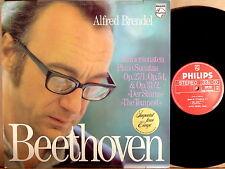 PHILIPS Beethoven ALFRED BRENDEL Piano Sonatas #13 #17 & #22 9500 503 NM