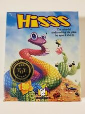 Hisss Card Game from Gamewright Standard 4 & Up 2 - 5 Players Brand New