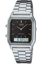 Casio Stainless Steel Strap Unisex Wristwatches