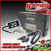 Chip de Potencia + Cables RAPID BIKE II Easy Ducados Hypermotard Evo 1100 2011