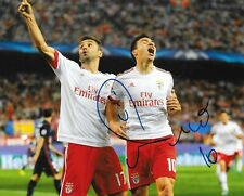 Nico Gaitan Argentina signed Benfica 8x10 photo autographed Chicago Fire 3