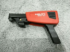Hilti SMD 57 Collated Magazine with new head, depth gauge and spring