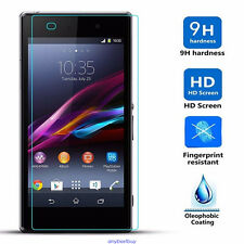 9H Premium Tempered Glass Screen Protector Film For Sony Xperia Z1 L39H C6903