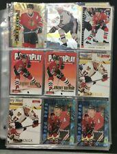 Jeremy Roenick NHL Hockey 239 Card Collection