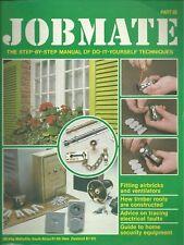 JOBMATE 60 DIY - AIRBRICKS VENTS, ROOFS, ELECTRICS etc