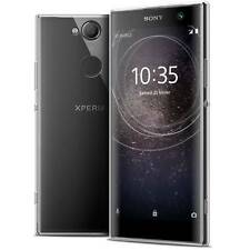 "Coque Pour Sony Xperia XA2 (5.2"") Crystal Souple TPU Gel Transparent Extra Fin 1"