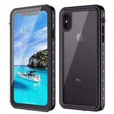 Waterproof Shockproof Case 360 Underwater Full Cover For iPhone XR Samsung S10