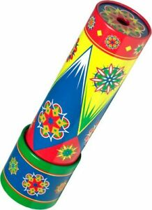Classic Tin KALEIDOSCOPE Toy - Brand New