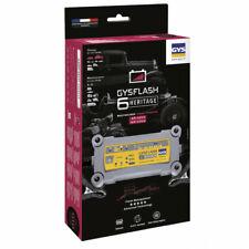 Chargeur De Batterie Gysflash Héritage Pour Batterie 6v Et 12v De 1.2 à 125ah...