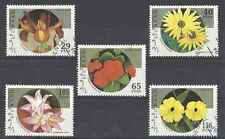 Timbres Flore Sahara occidental o lot 5314
