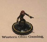 Heroclix Black Widow #025 Rookie USED from Ultimates Booster Pack