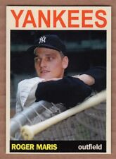 Roger Maris '61 New York Yankees Monarch Corona Private Stock #13 mint cond.