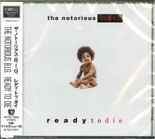 NOTORIOUS B.I.G.-READY TO DIE-JAPAN CD C68