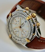 BREITLING Men's Watch, Chronomat Model, B13050 Automatic Chronograph