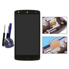 for LG Nexus 5 D820 D821 LCD Display Touch Screen Digitizer Assembly Frame Red