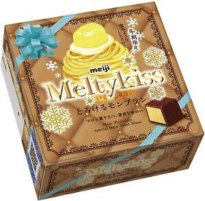 Chocolat Meiji Meltykiss
