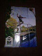 Skate Mafia Skateboards Kellen James Smith Grind Trick Skateboard Poster Catalog