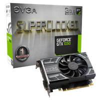 EVGA GeForce GTX 1050 SC GAMING, 3GB GDDR5, ACX 2.0 (Single Fan), 03G-P4-6153-KR