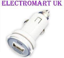 MINI COMPACT USB CAR 12V VOLT 24V CIGAR CHARGER 2.1 A AMP 2100MA