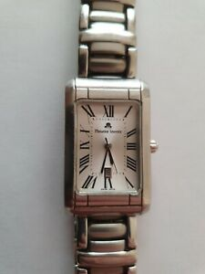 Mens used maurice lacroix watch 89746.