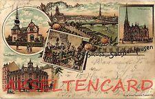 Architektur/Bauwerk Lithographien vor 1914 aus Hessen
