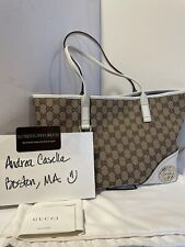 authentic gucci handbag tote
